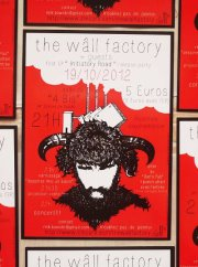 the wall factory