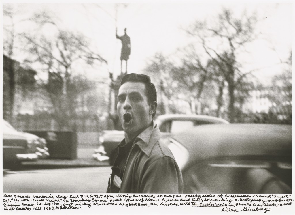 Jack Kerouac, Manhattan, 1953