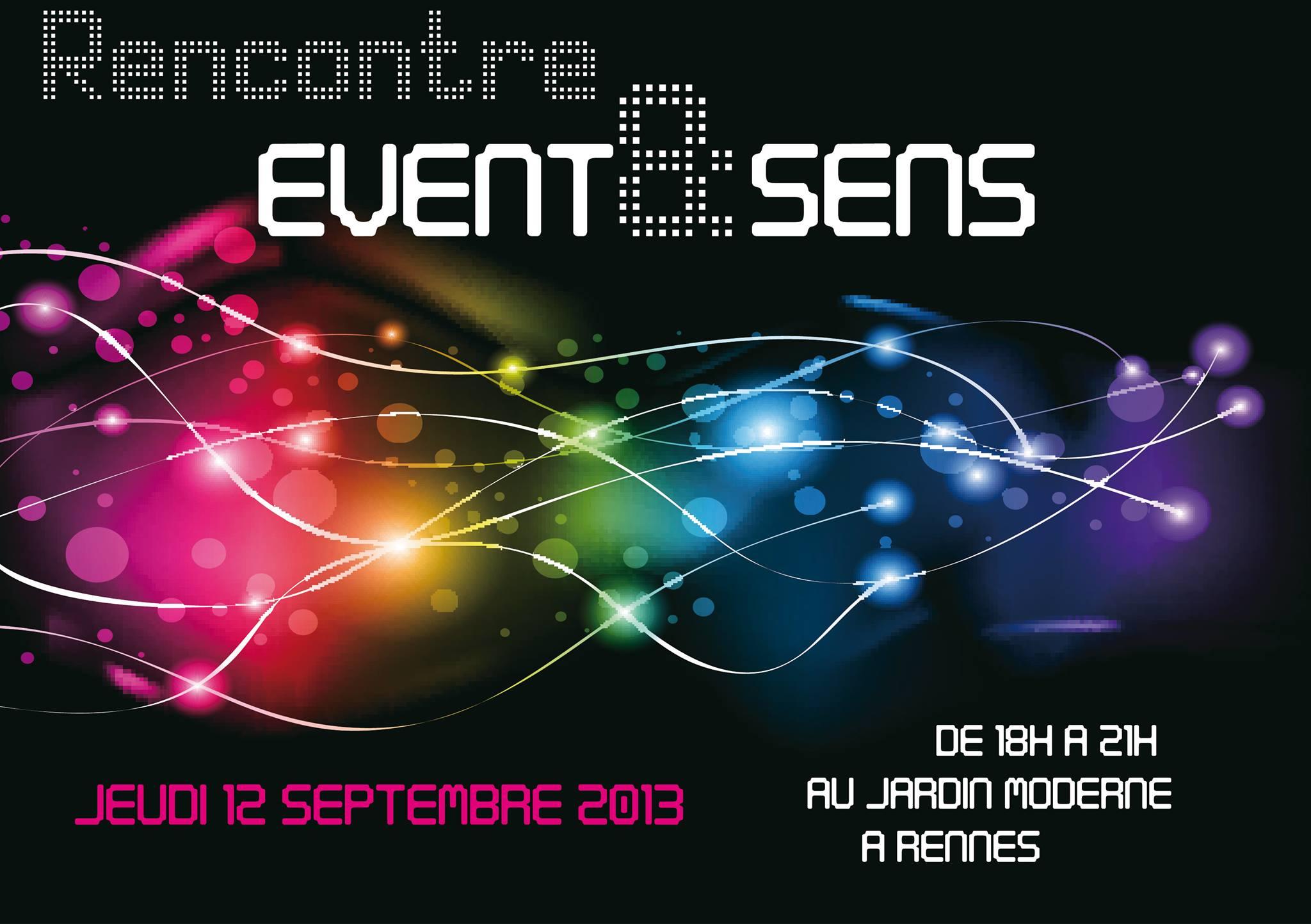 L agenda de la semaine du 9 au 15 septembre rennes for Jardin moderne rennes