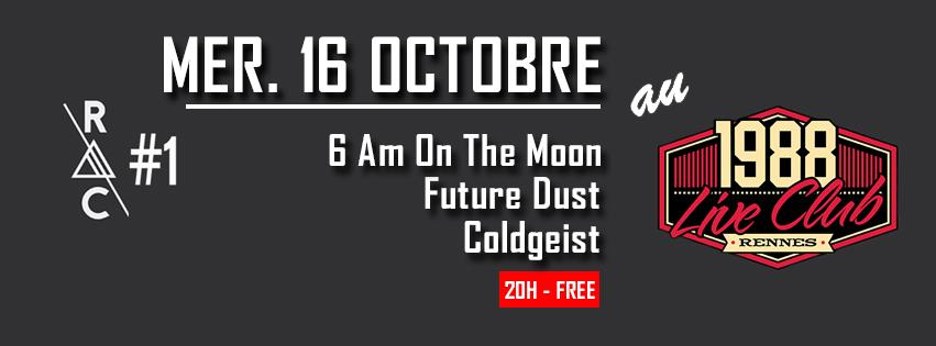 Agenda de la semaine du 14 au 20 octobre rennes coup for 1988 club music