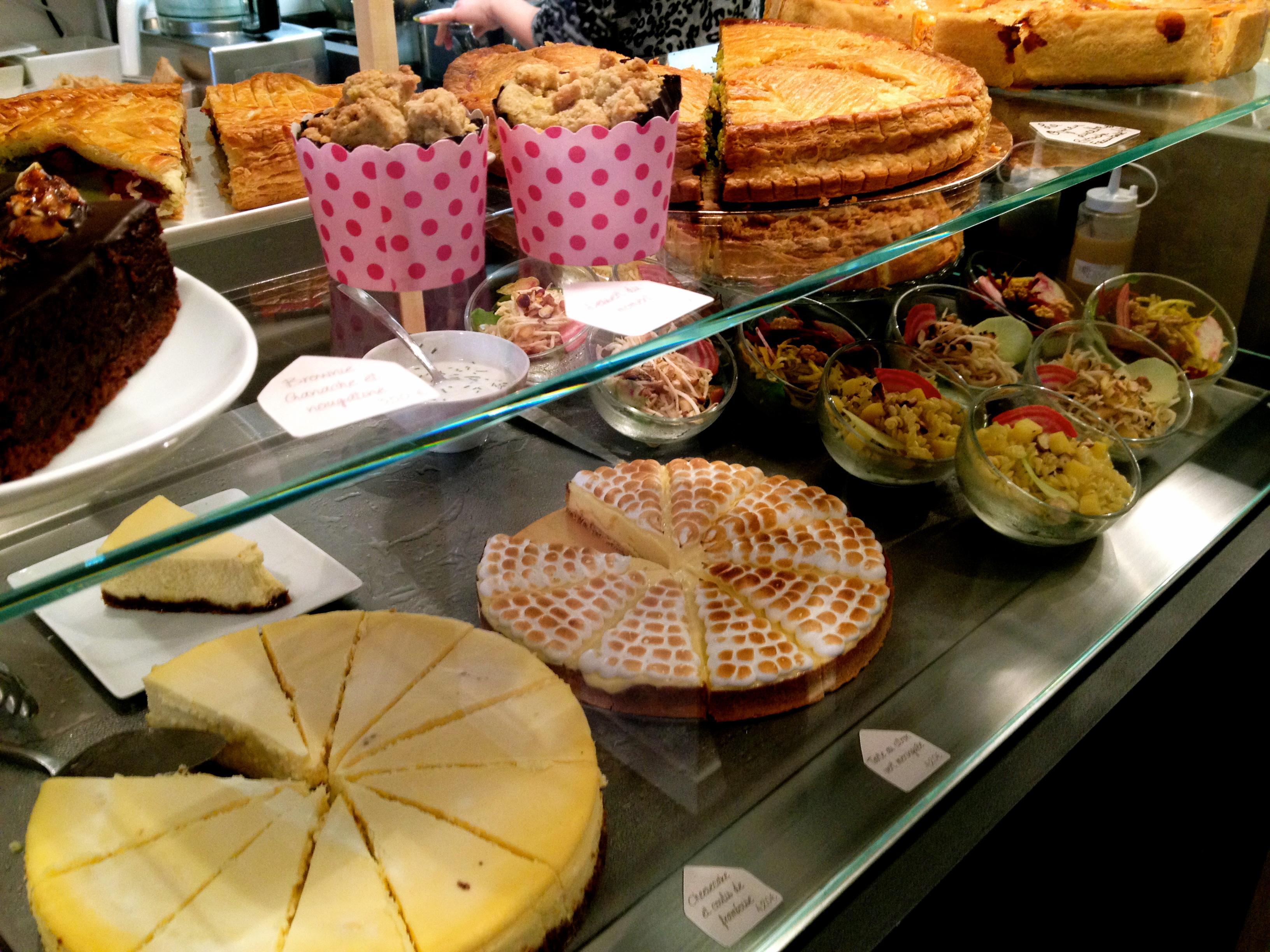 La kitchenette la nouvelle pause gourmande rennaise - La kitchenette rennes ...