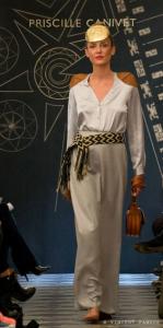 Défilé Priscille Canivet - Fashion Week Printemps/été 2014