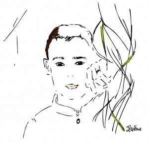 Pierre Legrand - Illustration par Justine Prigent