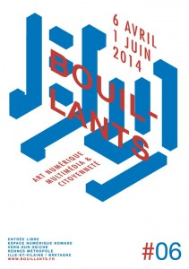 Affiche signéee Jordan Le Cointre