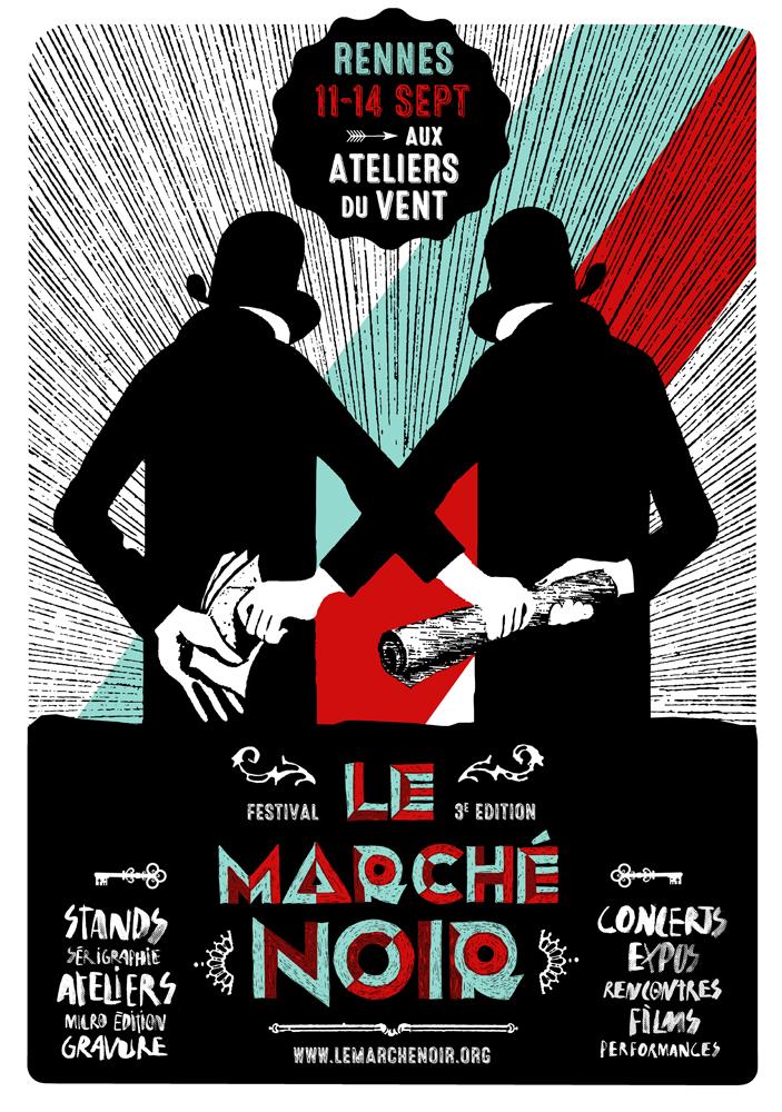 Le Marché Noir Rennes