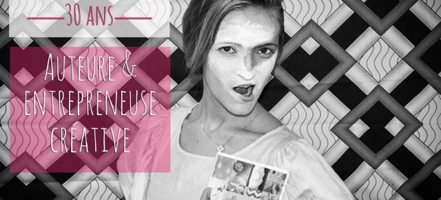 """Talent """"made in"""" Rennes #7 : Laure, auteur et entrepreneuse créative"""