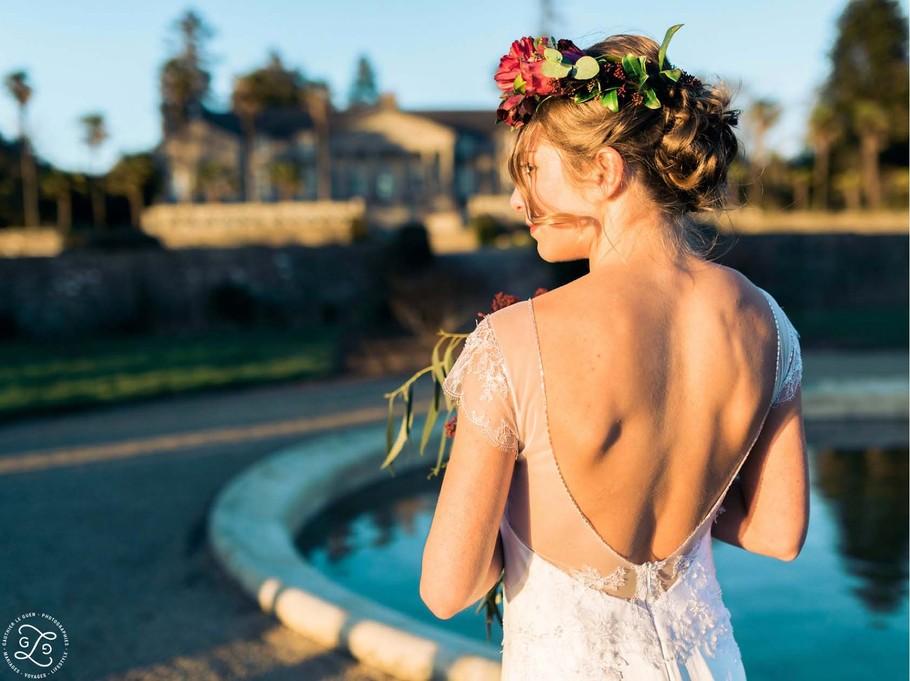 JEANNE LANNURIEN - Quimper - Robes de mariées
