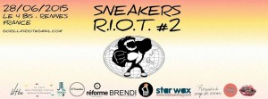 sneakers riot