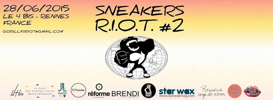 sneakers riot