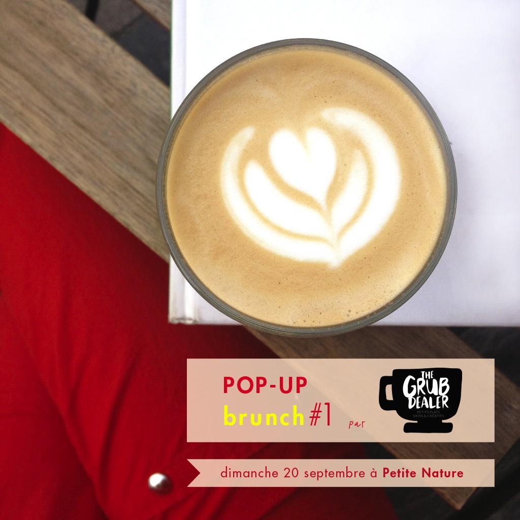 pop-up brunch