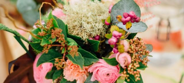 Retour sur le premier Atelier Fleurs