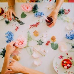 L'atelier fleurs #2