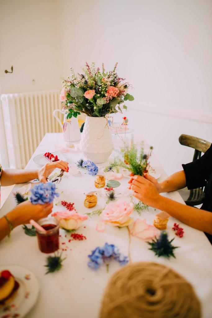 atelier fleurs rennes