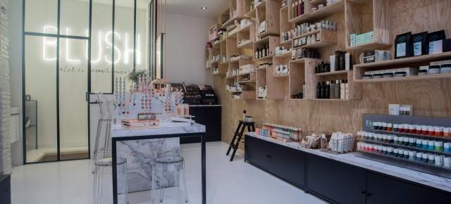 Blush, atelier cosmétiques à Rennes