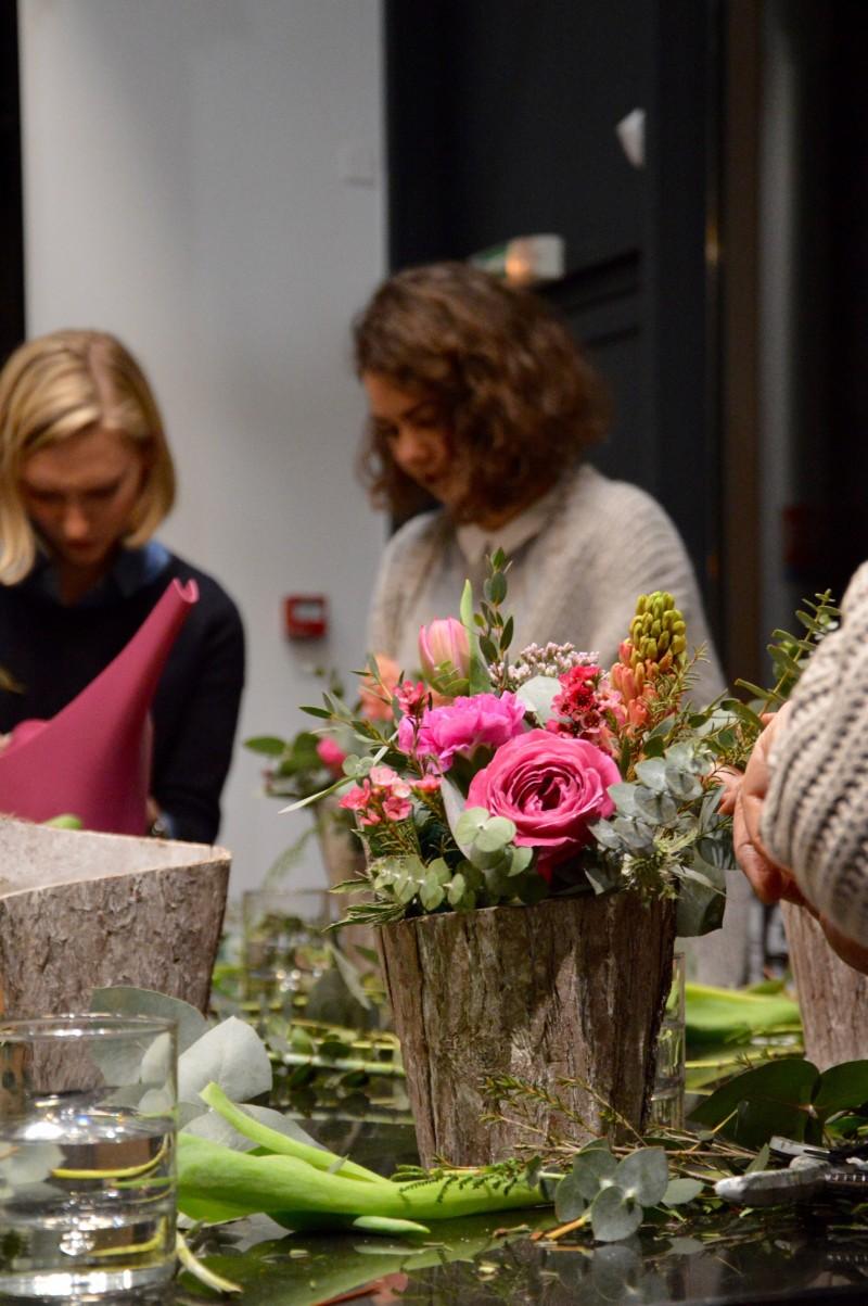 ateliers fleurs rennes