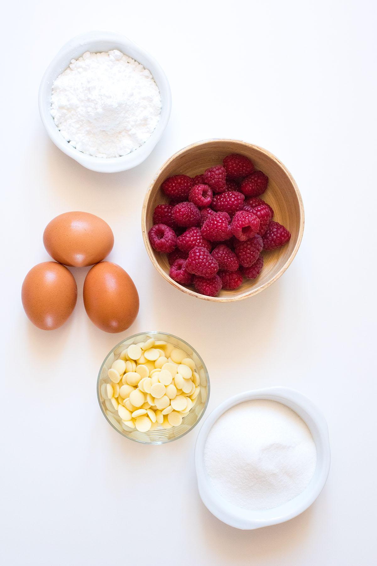 Ingrédients - Lilie Bakery
