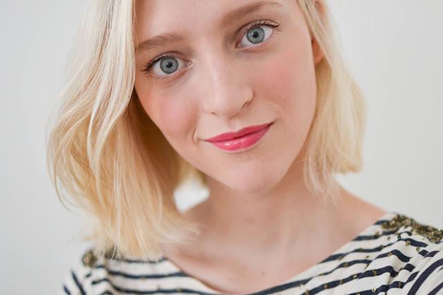 blog rennes claire la paillette beauté blush rms lipshine sacred bb creme erborian