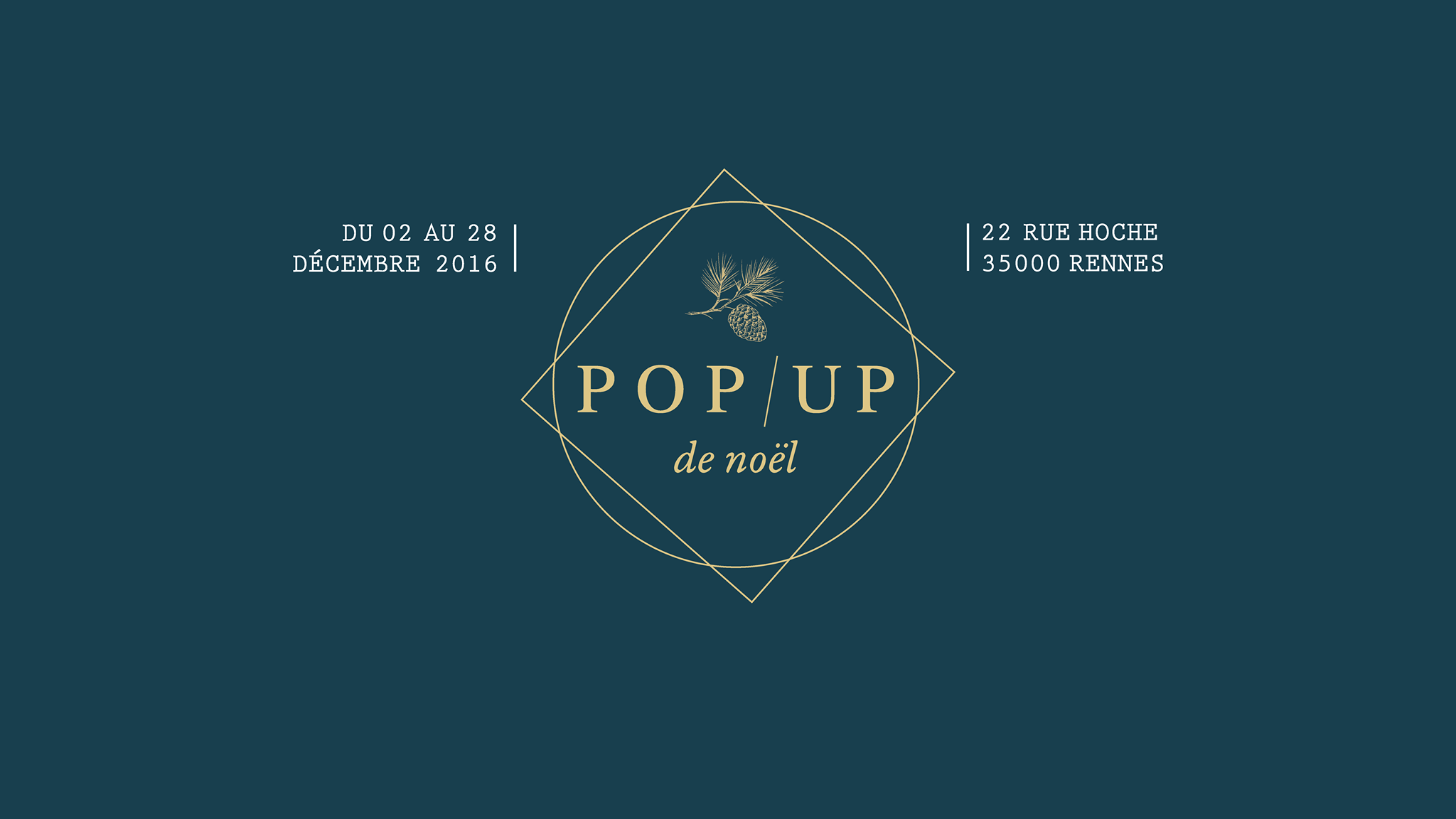 pop-up de noel rennes
